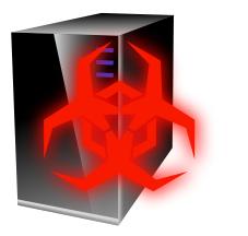 Servidor con Malware
